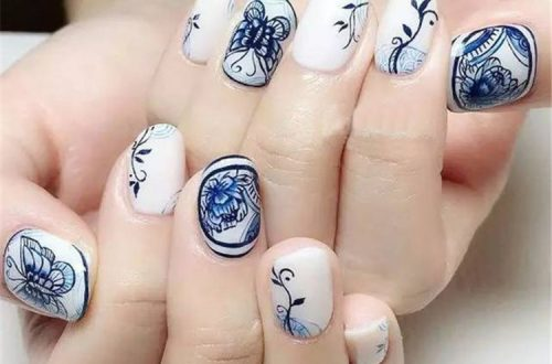 Nail Art Designs for Short Nails ;Short Nails ;Nails #NailArtDesignsforShortNails #ShortNails #Nails #
