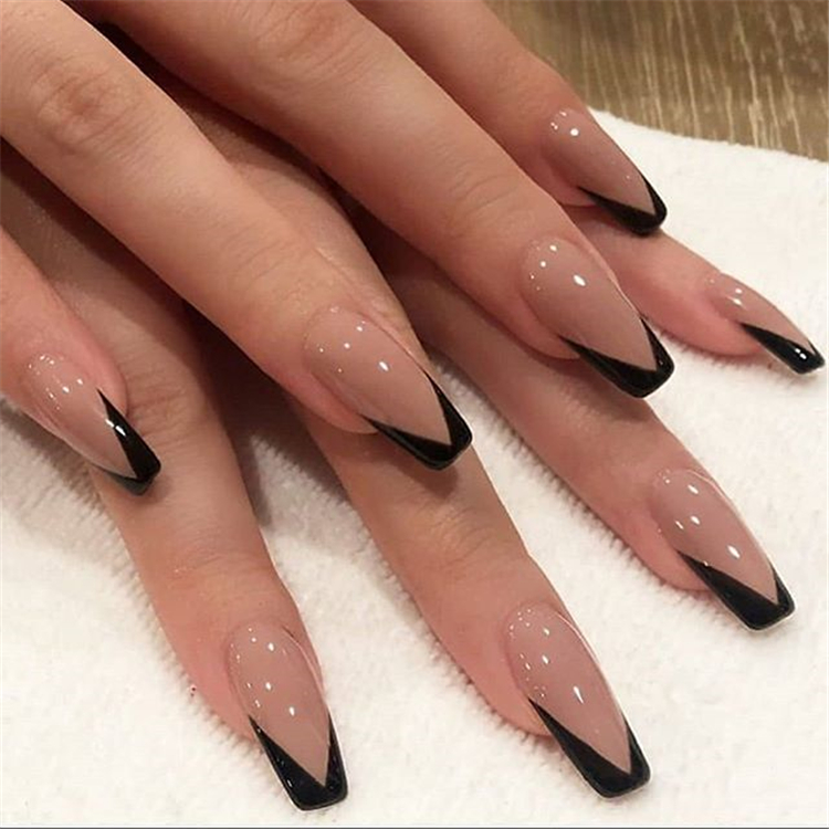 Modern French Ballerina Manicure Design-Ideas ;French Ballerina Manicure Design-Ideas ;French Ballerina Manicure ;Ballerina Manicure ;French Manicure ;Ballerina nail ;French nail #ModernFrenchBallerinaManicureDesign-Ideas #FrenchBallerinaManicure Design-Ideas #FrenchBallerinaManicure #BallerinaManicure #FrenchManicure #Ballerinanail #Frenchnail