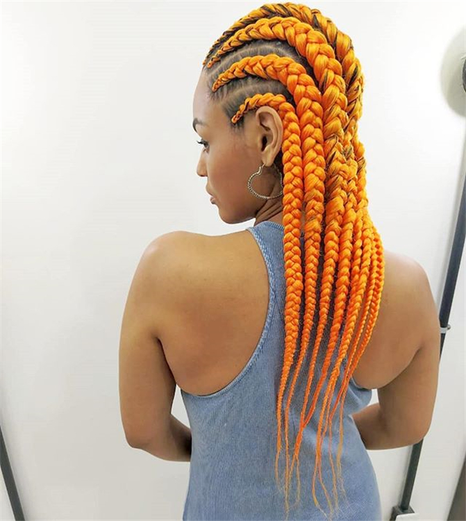 Best Box Braids Hairstyles To Try ;Best Box Braids Hairstyles ;Box Braids Hairstyles ;Box Braids #BestBoxBraids HairstylesToTry #BestBoxBraidsHairstyles #BoxBraidsHairstyles #BoxBraids